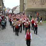 Festumzug Trachtenfest Öhringen 29. Mai 2016