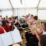 Auftritt beim Musikfest Bretzfeld am 26. Juni 2016