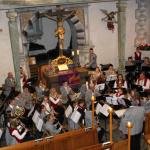 Adventsgottesdienst Martinskirche Langenbeutingen 11.12.16