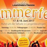 Rückblick Sommerfest 2017